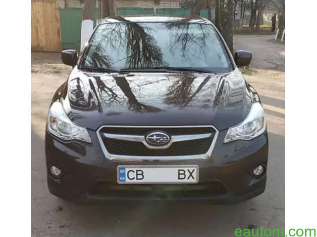 Subaru XV, 2013 года - 2