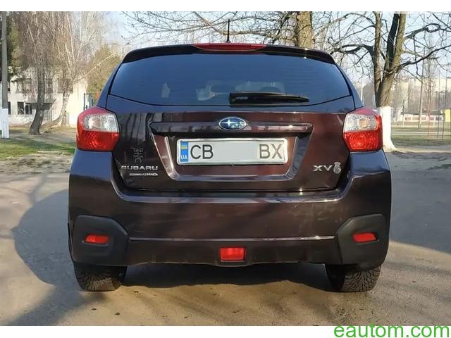 Subaru XV, 2013 года - 5