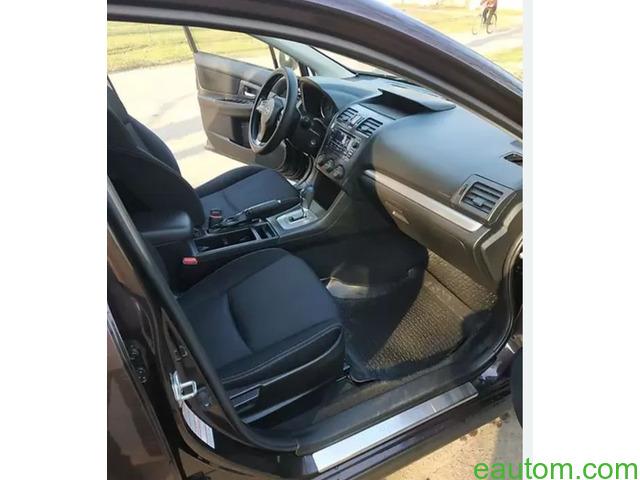 Subaru XV, 2013 года - 10